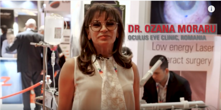 Dr. Moraru discusses her favorite aspects of the FEMTO LDV Z8 in cataract and corneal surgery